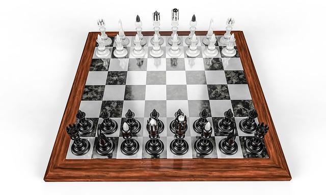 Tutti matti per gli scacchi