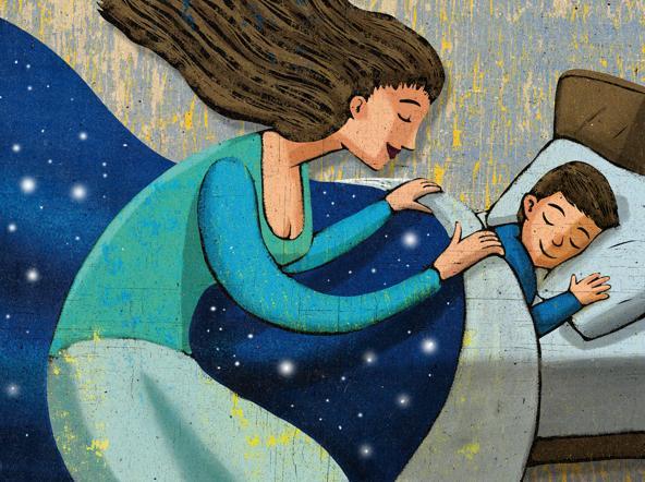 Tv, tablet, cibi pesanti e giochi vivaci: i nemici del sonno di bimbi e ragazzi