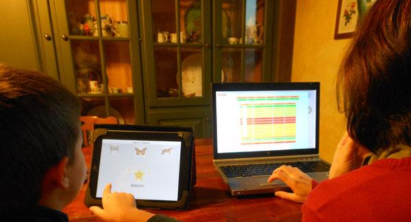 Con Abcd i bimbi autistici apprendono giocando