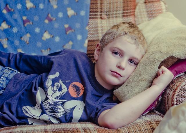 Sei buone abitudini per prevenire i malanni invernali nei bambini