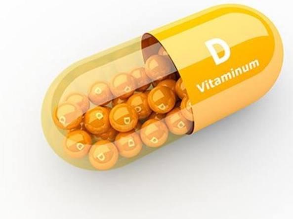 La vitamina D aggiunta ai cibi protegge da raffreddore e influenza