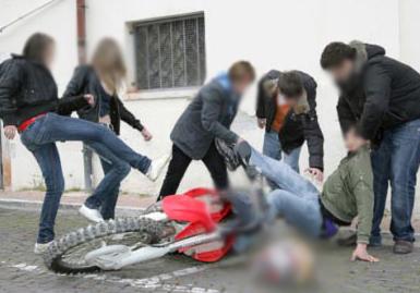 È la cultura dell'impunità che genera le baby gang